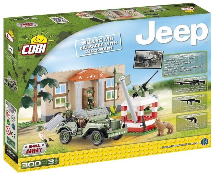 Jeep militare Cobi