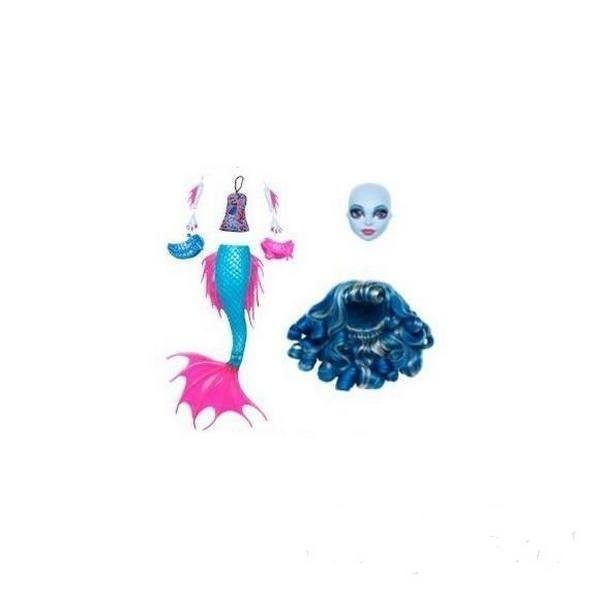 Crea la tua Monster High -Siren-