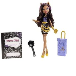 Bambola Clawdeen Monster High