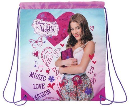 Sacca sport Violetta Disney Music