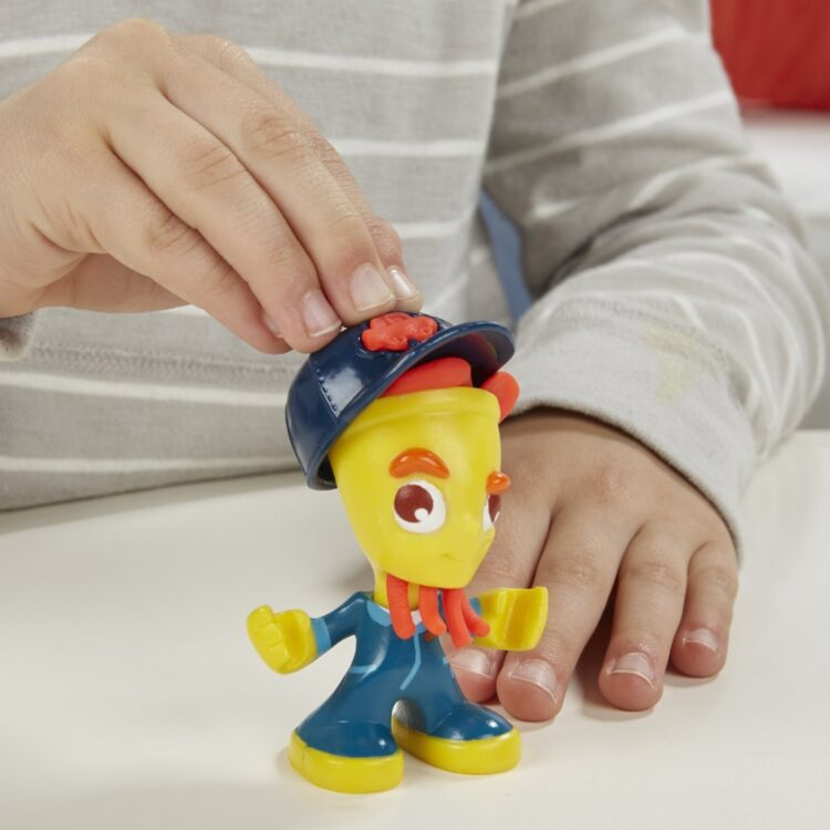 Play-Doh Town il Centro Città