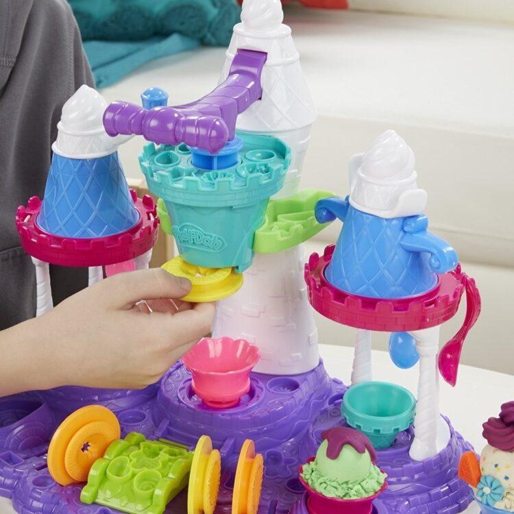 Il Castello dei Gelati Play-Doh