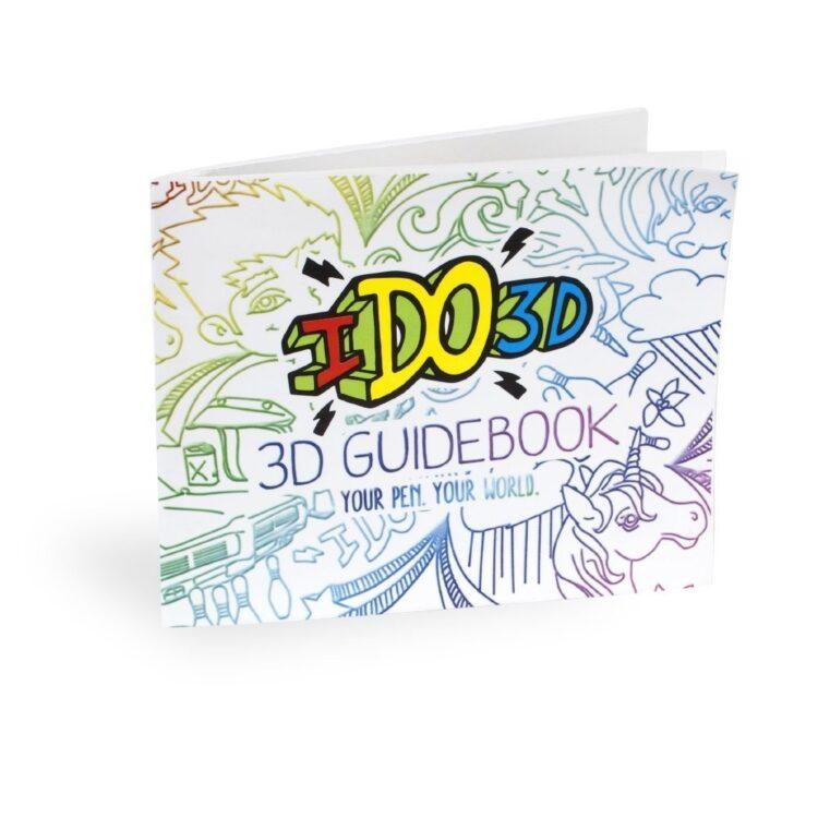 I Do 3D Gioco Vertical Deluxe Design Studio, Set con 8 Penne 3D ed Accessori