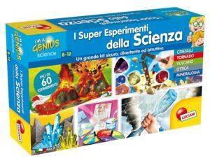 I'M A Genius I Super Esperimenti della Scienza