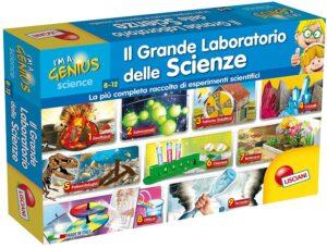 Piccolo Genio Il Grande Laboratorio delle Scienze