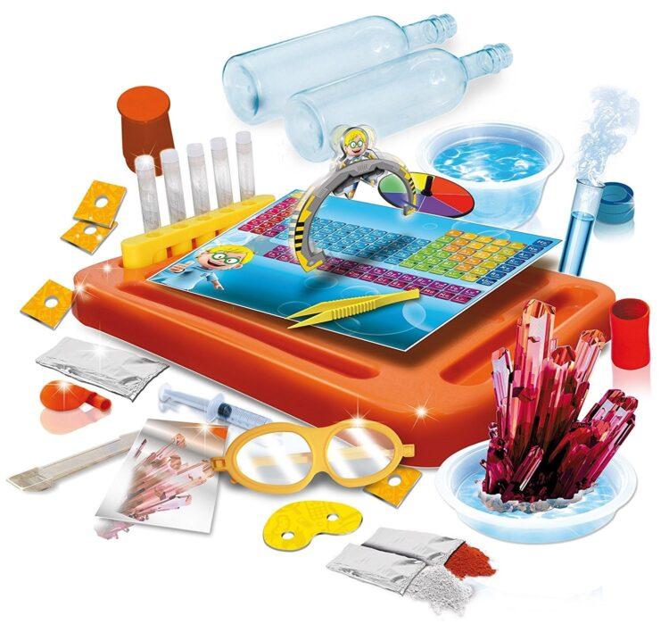 Piccolo Genio Il Grande Laboratorio di Chimica e Fisica