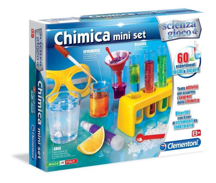 Scienza e Gioco Set Chimica