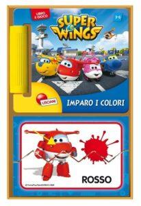 Librogioco I Colori Super Wings