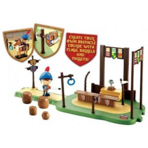 Playset Arena Mike il Cavaliere