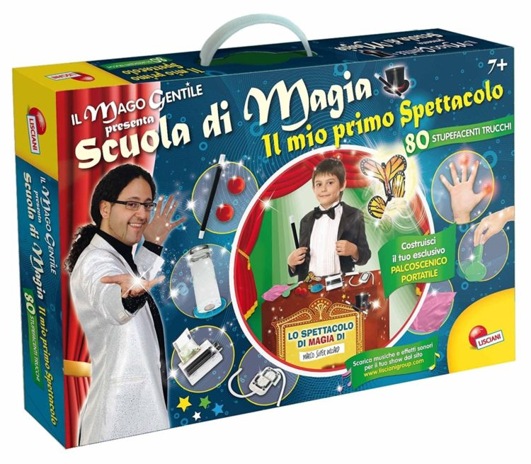 Scuola di Magia il Mio Primo Spettacolo