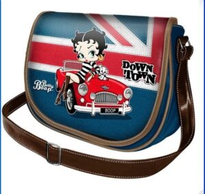 Borsa Postina Betty Boop Downtown