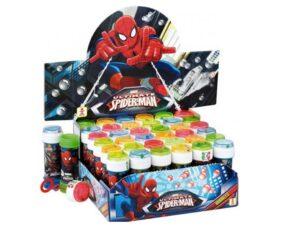 Bolle di sapone Spiderman set da 36