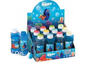 Dory - Espositore 12 flaconi bolle di sapone