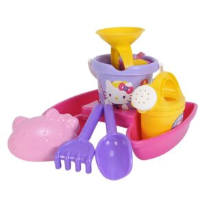 Set mare con catamarano Hello Kitty
