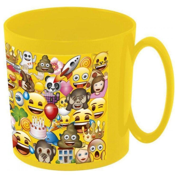 Tazza Emoji Per Microonde