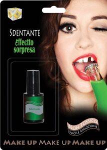 Sdentante make-up Halloween