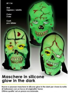 Maschera Glow Silicone
