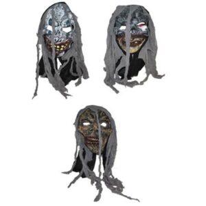 Maschere Zombie