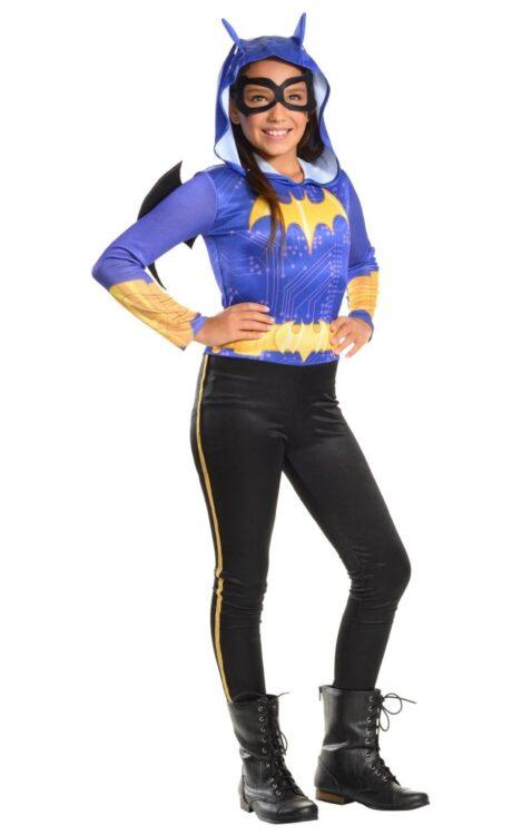 Costume per bambina Batgirl Taglia L
