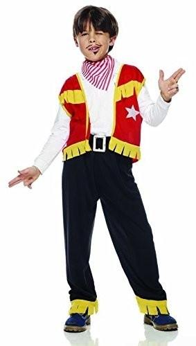 Sceriffo Costume Per Bambini Taglia S
