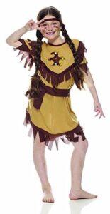 Costume per Bambine Squow Taglia S