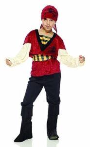 Corsaro Costume Bambino Taglia M