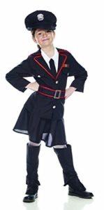 Costume per Bambini Carabiniera Taglia S