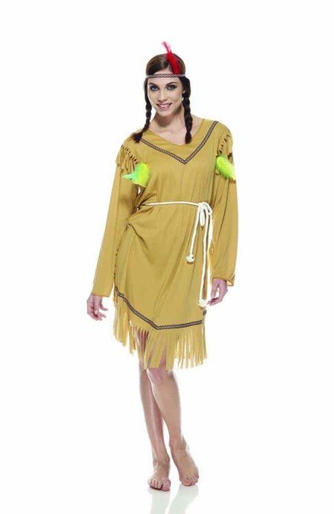 Indiana Costume Adulto Taglia M