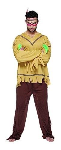Indiano Costume Adulto Taglia M