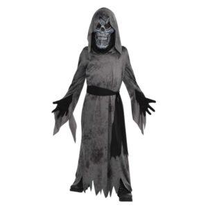 Costume da Ghoul bimbo 6/8 anni