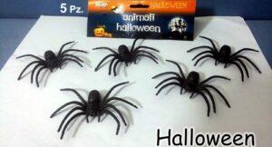Halloween 5 Ragni Neri Tarantola
