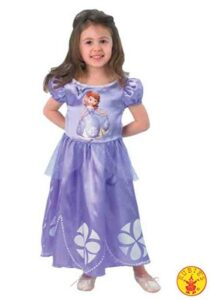 Costume bimba Sofia la Principessa