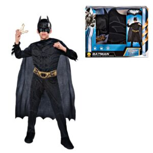 Costume BATMAN bambino con bat boomerang