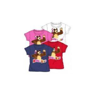 "T-shirt Masha e Orso ""Together"""