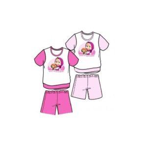 Pigiama estivo Masha e Orso 'Doll'