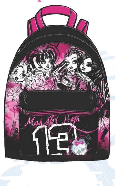 Zaino elementari Monster High