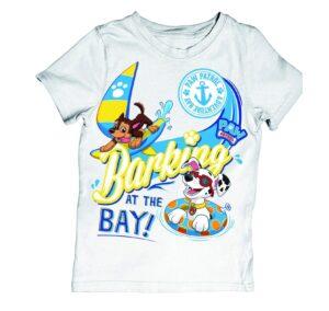 """T-shirt Paw Patrol """"Barking at the Bay"""""""