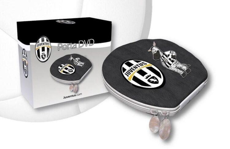 Porta CD/DVD Juventus