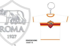 Portachiavi maglia AS Roma