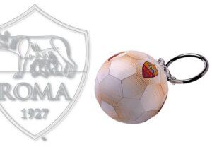 Portachiavi pallone AS Roma