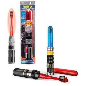 Star Wars Spazzolino spada laser con suoni e luci