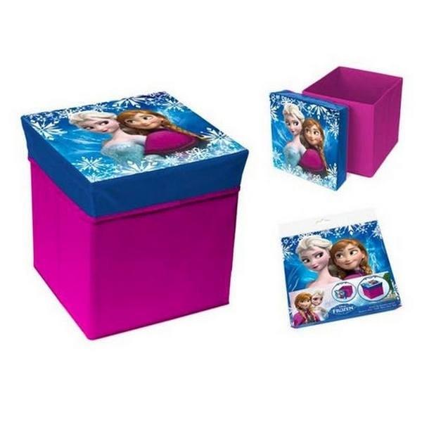 Pouf contenitore Disney Frozen