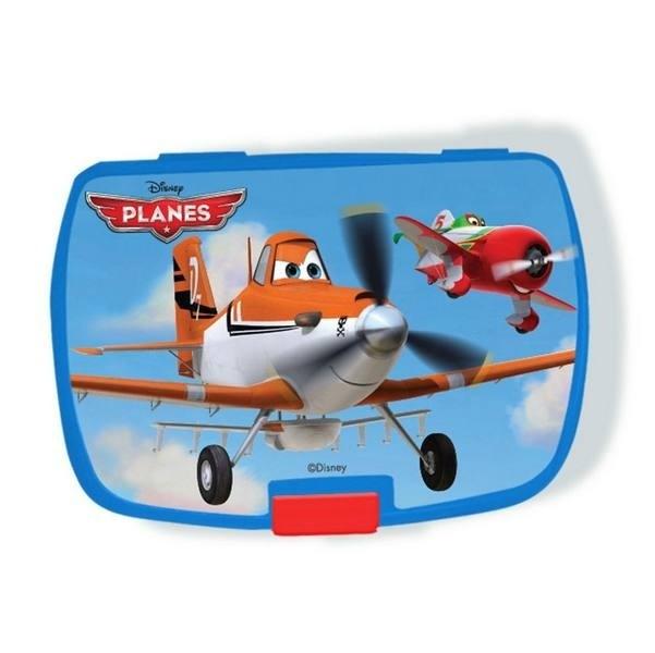 Box Portamerenda Disney Planes