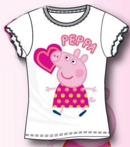 "T-shirt Peppa Pig ""Cuore"""