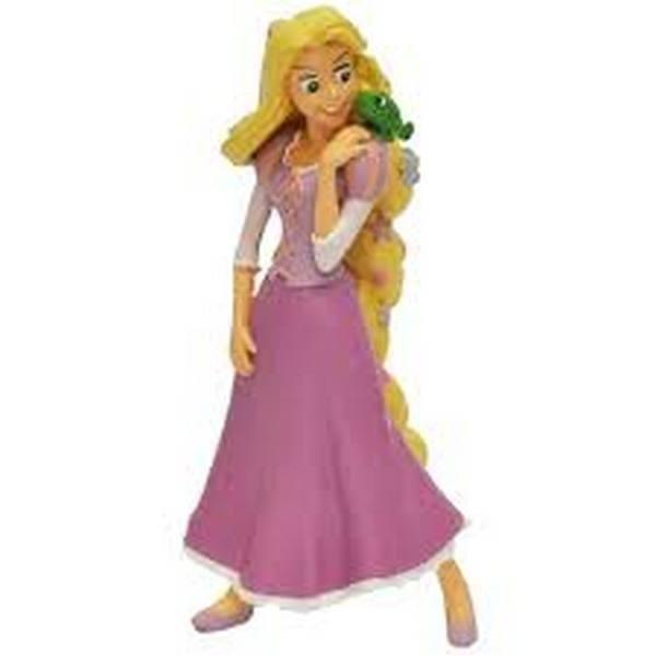 Personaggio Rapunzel Fiori