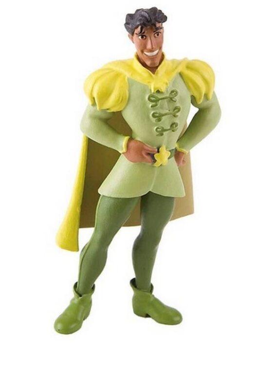 Personaggio Principe Naveen Tiana e il ranocchio