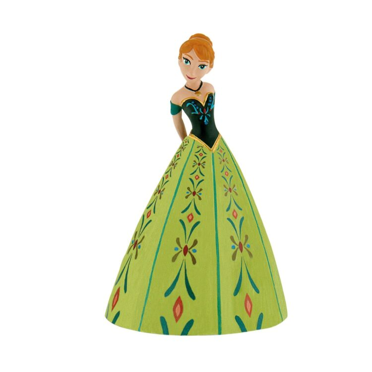 Personaggio Disney Frozen Anna Bullyland 10 cm