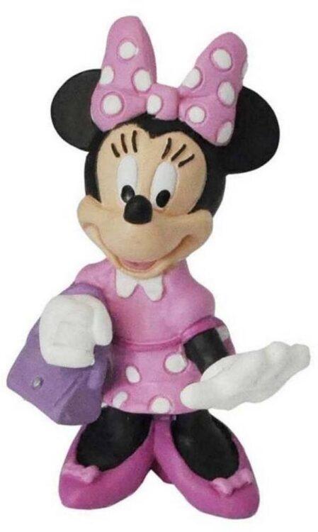 Personaggio Minnie con borsetta