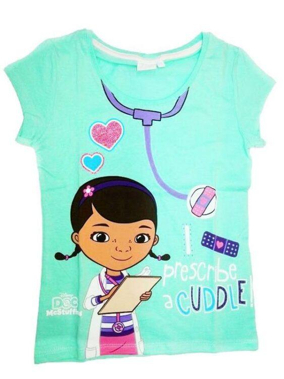 T-Shirt Dottoressa Peluche Coccole