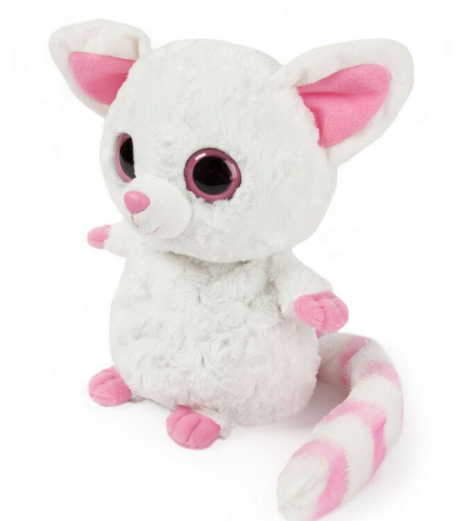 Peluche scaldaletto Pammee Fennec - Yoohoo and Friends - 25cm